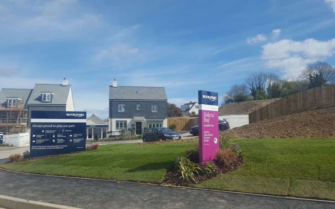 First residents move into the Bloor Homes estate in Modbury